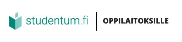 studentum.fi - Oppilaitoksille ja koulutusorganisaatioille